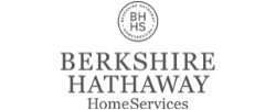 Black and White Berkshire Logo